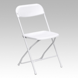 Chairs- White All Purpose