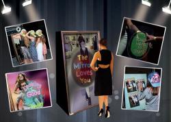 Magic Mirror Booth