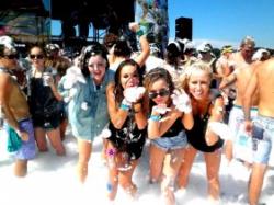 Foam Cannon Party