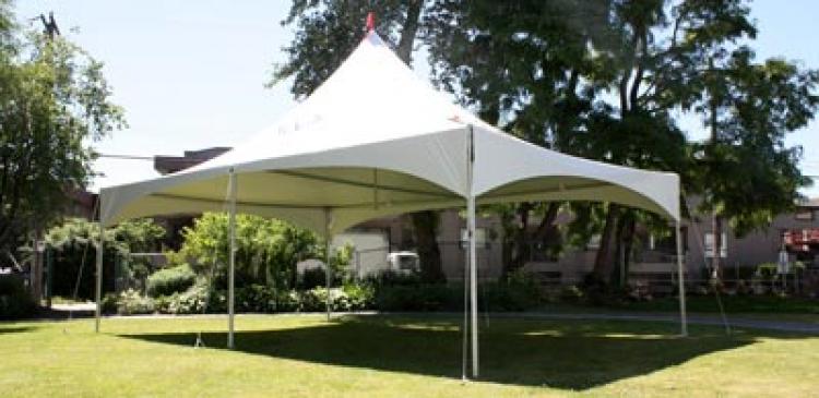 20 X 30 Pinnacle Tent Inflatable Jump Rentals