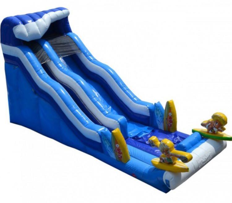 #1 water slide rental Weirsdale, FL