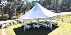 40' x 40' Tent