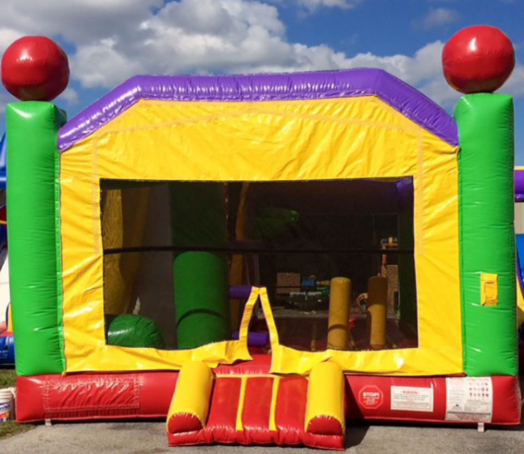 bounce house rental Weirsdale, FL