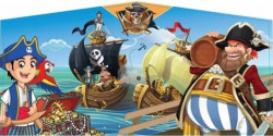 Pirate Banner Bounce House Banner 1609771275 Rainbow Bounce House