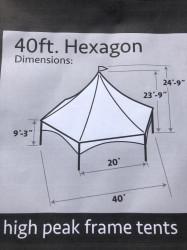 RenderedI 1626795489 40' x 40' Tent