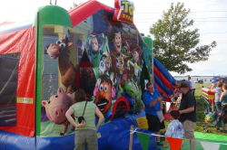 USED TOY STORY Bouncer