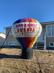 Lawn Balloon