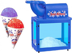 Sno Cone Machine -no ice & Customer operated