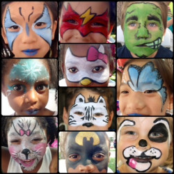 face painting 1629748685 Balloon Artist & Face Painting