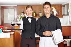 Bartender or Server