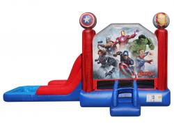 Marvel Avengers Combo Wet or Dry