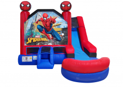 Spider-Man Combo Wet or Dry