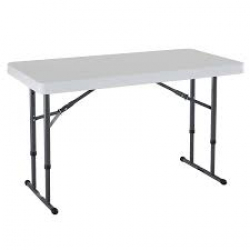 4' Adjustable Table
