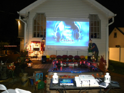 Indoor/Outdoor movies