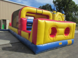 Obstacle Course 32 foot