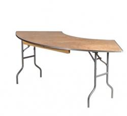 Quarter Round Tables