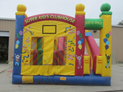 Kids Play House 5-1 Jumper