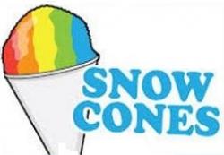 EXTRA SNOW CONES/SYRUP