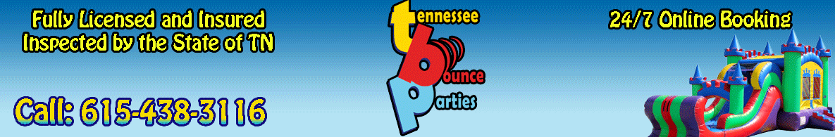 Bounce House and Water Slide Rentals