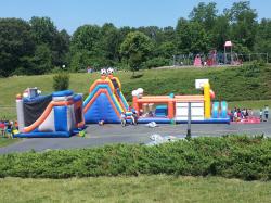 Cavalier Challenge Obstacle Slide