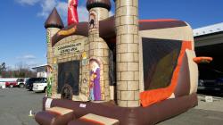 Harry Potter's 4 in 1 Wizard Castle      sn# HP 2174