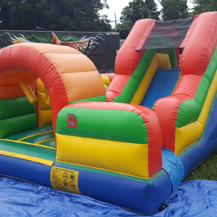 Commander Obstacle Course