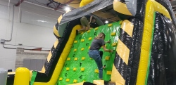 Danger Zone Obstacle-Slide