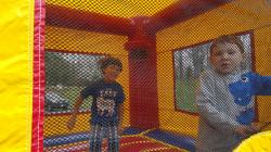 Sports Bouncer 0514HEC11360