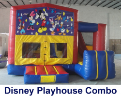 Combo Delivery/Pickup Disney Playhouse Combo