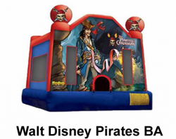 Walt Disney Pirates of the Caribbean Combo BA