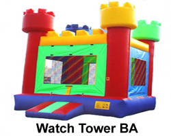Watchtower Castle BA