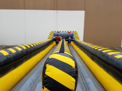 Nuclear Bungee Run with IPS