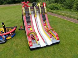 XRUN Dual Lane Slide