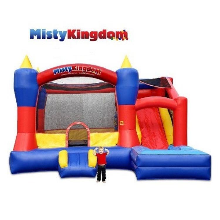 Misty Kingdom Water Slide