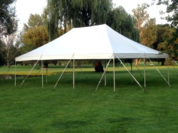 20 x 30 Party Tent Package (White)