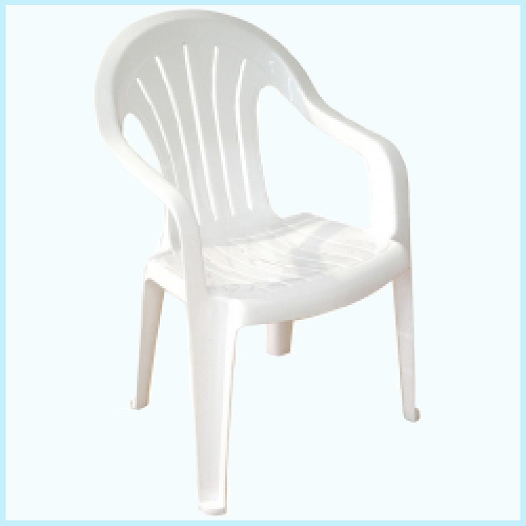 Stackable Chair (White)