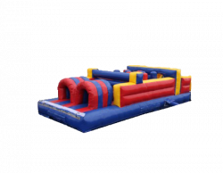 20'L Obstacle Course