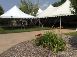 20 x 20 Party Tent Package (White)