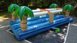 2 Lane Tropical Slip-n-Slide