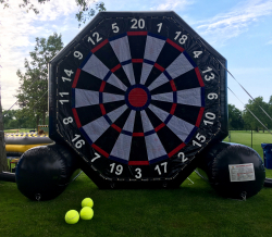 Soccer Darts-2 Sided
