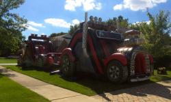 70-Foot Mother Trucker