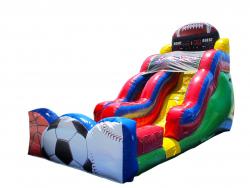 18-Foot Sports Slide