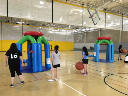 Monster Basketball – Full Court